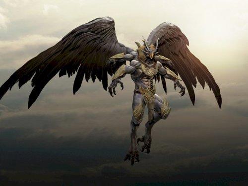 6 Hewan Mitologi yang Pernah Ada di Indonesia : Garuda