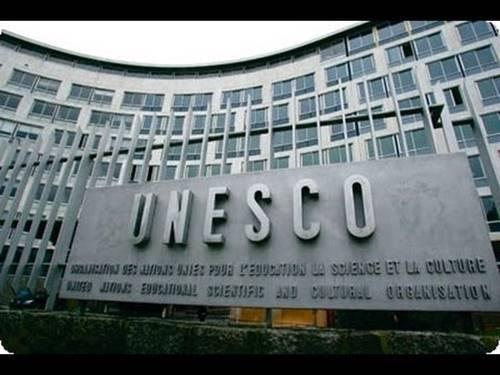 Kantor UNESCO yang meresmikan batik sebagai budaya Indonesia