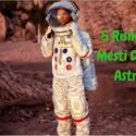 5 Risiko yang Harus Dihadapi Astronot