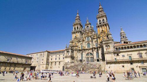 Catedral Santiago De Composte