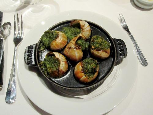 Escargot Makanan Teraneh di Dunia