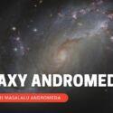Masa Lalu Andromeda, Kanibal Siap Telan Bimasakti