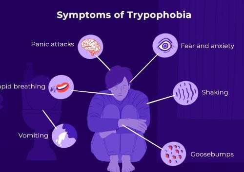 Gejala Fobia Lubang Kecil - Trypophobia