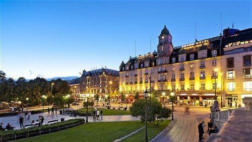 Oslo Norwegia Destinasi Paling Mahal di Dunia