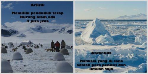 Pusat Penelitian di Kutub Selatan