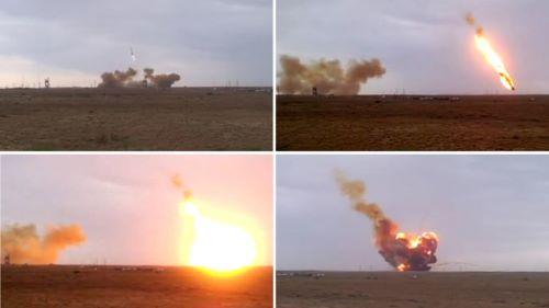 Proton M - Kegagalan Peluncuran Roket