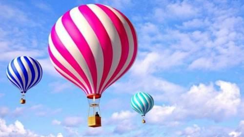 konsep balon udara sebagai pendeteksi zat fosfin