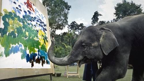 lukisan Gajah India menjadi barang termahal juga