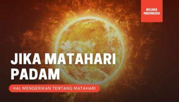 10 Hal Yang Terjadi di Bumi  Jika Matahari Padam