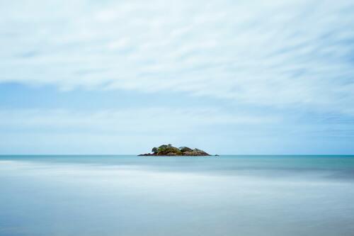Pulau Karang, Point Nemo tempat sulit dikunjungi
