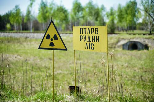 Area Bahaya Radiasi