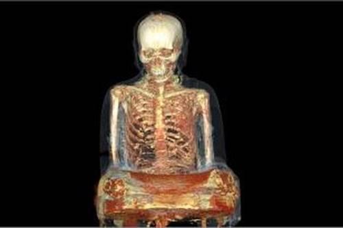 mumi budha berusia 1000 tahun yang membuat kaget peneltinya