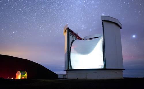 teleskop Clerk maxwell yang menemukan zat fosfin di planet venus