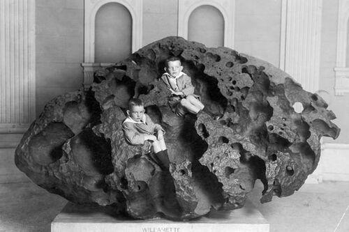 Meteor Willamette
