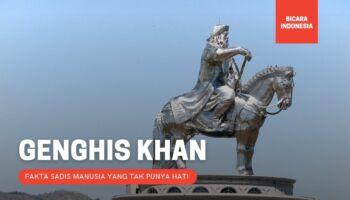 5 Fakta Sadis Genghis Khan, Manusia yang Tidak Punya Hati