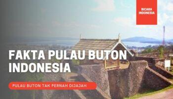 5 Fakta Pulau Buton yang Tak Pernah Dijajah Belanda