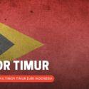 Fakta Penting Lepasnya Timor Timur dari Indonesia