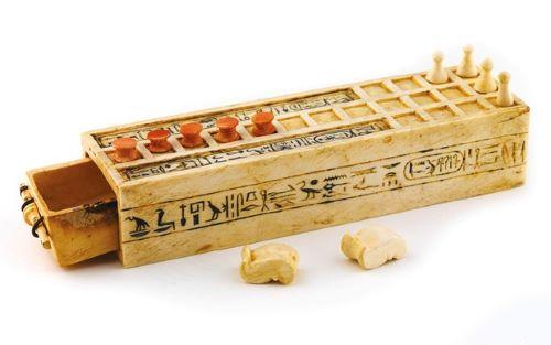 Senet Kotak Permainan Tutankhamun