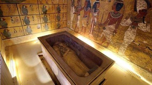 Makam Tutankhamun Setelah Direstorasi