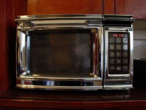 Mitos sains Microwave Menyebabkan Kanker