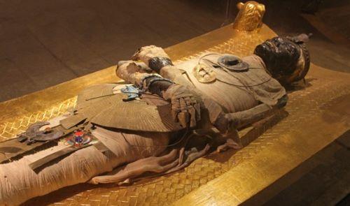 Fakta Yang Tidak Diketahui Sebelumnya, Mumifikasi Tutankhamun