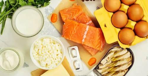 beberapa contoh makanan yang tinggi vitamin D memaksimalkan melanin dalam tubuh