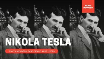 Inilah Sederetan Tingkah Nyeleneh Nikola Tesla yang Jarang Di Ketahui!