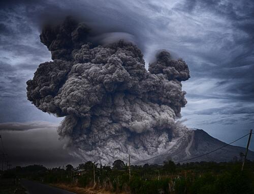 Bencana Alam, Jika inti bumi membeku