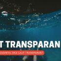 Bagaimana Jadinya, Jika Laut Menjadi Transparan?