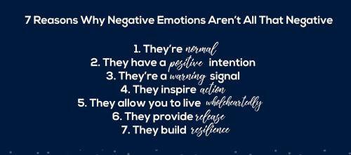 Tidak Semua Emosi Negatif Akan Berakibat Buruk