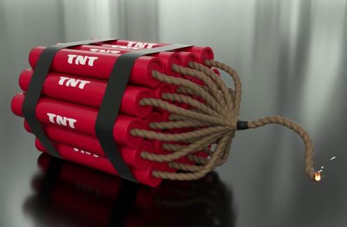 6 Bahan Peledak Paling Berbahaya di Dunia - TNT