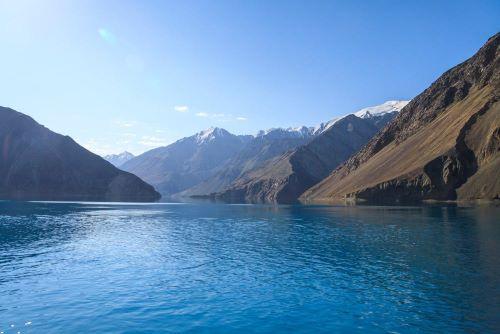 Keindahan Sarez Lake di Bumi Tajikistan