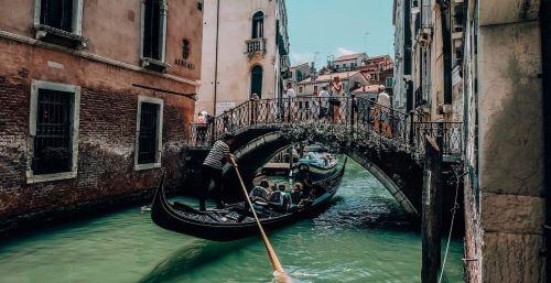 Venice Canals - Tempat Wisata Terindah