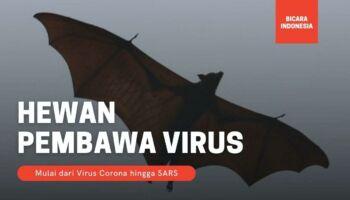 Ngeri! 7 Hewan Pembawa Virus Mematikan!