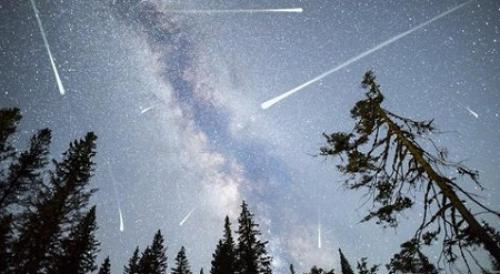 Peristiwa Langit Puncak Hujan Meteor Geminid