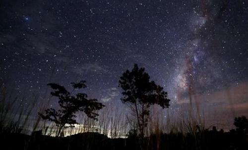 Peristiwa Langit Puncak Hujan Meteor Quadrantid